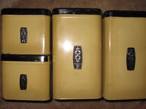 Retro Canister Set