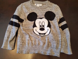 Gap Mickey sweater