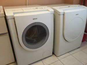 BOSHE Washer and Dryer in good condition
