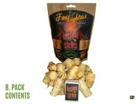Instant Strike Eco Firelighters. Complete solution (includes box of Matches). £1.49 per pack.