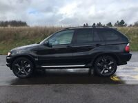 53 Plate BMW X5 3.0d sport *swap for 7 seater*