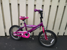 Girls Bike (age 4 - 6)