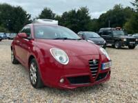 2009 Alfa Romeo MiTo 1.4 16V Lusso 3dr Hatchback Petrol Manual