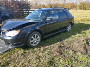 2007 Subaru Impreza 2.5i Special Edition Wagon