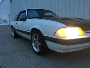 1988 Ford Mustang LX Hatchback