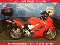 HONDA VFR800F VFR800F V-TEC ABS MODEL TOP BOX FITTED LONG MOT 09/18 2006