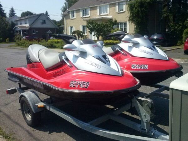 Used 2004 Sea Doo/BRP GTX