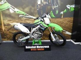 Kawasaki KX450F Motocross bike Very clean example