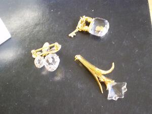 3 - Swarovski Crystal Memories Brooches/Pins and Pendant Kitchener / Waterloo Kitchener Area image 5