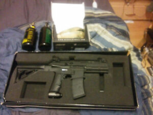 Paintball Empire TM15 never been used bundle