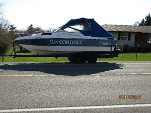 21 foot Citation cuddy cabin with trailer reduced price