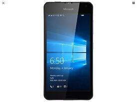 Microsoft Lumia 650 16GB Smartphone Black Brand New in Box - EE