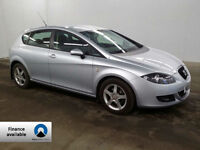 2005 (55) Seat Leon 2.0TDi Reference Sport 5 Dr / LOW 38K MILES / 1 LADY OWNER /