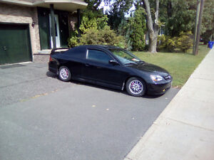 2001 Honda Civic Bicorps