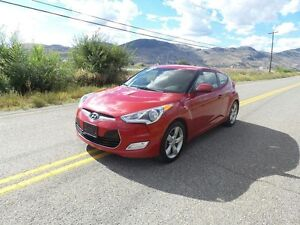 2013 Hyundai Veloster HALLOWEEN HOWL SPECIAL! ONLY $10991!!