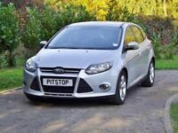 Ford Focus Zetec 1.6 Tdci 5dr DIESEL MANUAL 2011/11