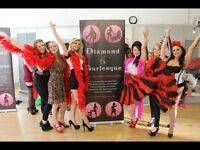 Diamond Burlesque Hen Party Instructor