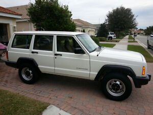 Looking for jeep Cherokee parts 1990 to 2000