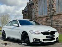 2015 BMW 4 Series 3.0 430D M SPORT 2d 255 BHP [M-PERFORMANCE] Coupe Diesel Autom