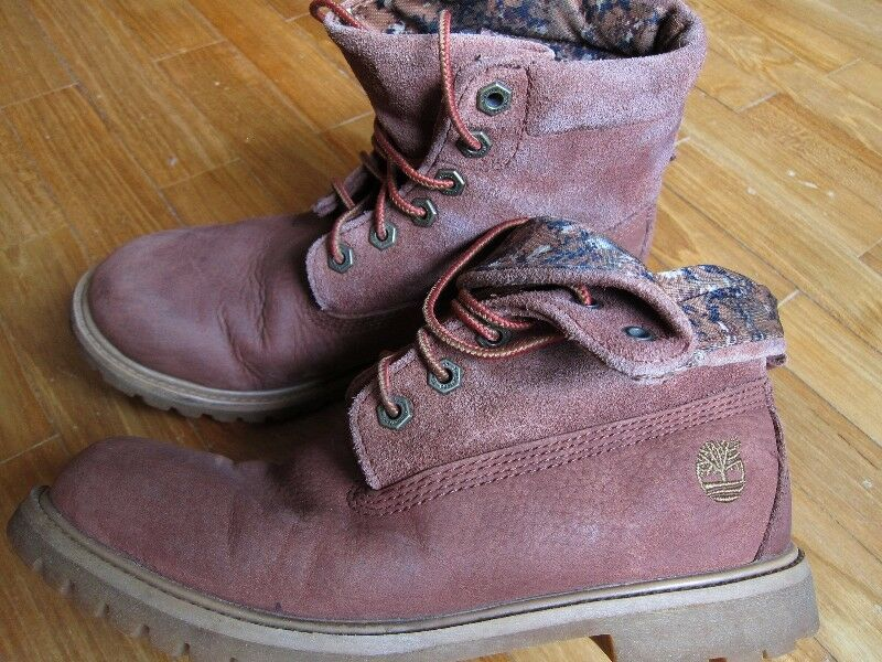 Women's Timberland Authentic Roll Top Boots