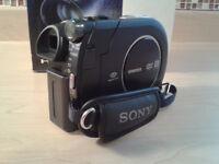 Caméra vidéo Sony Handycam