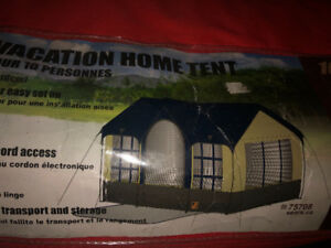 10 Person Vacation Home Tent