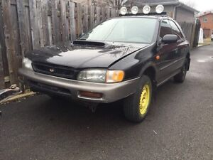 Subaru outback sport 1998