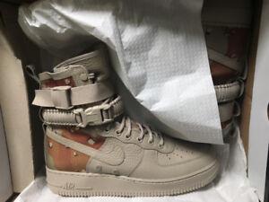 Nike SF-Air Force 1 Desert Camo QS
