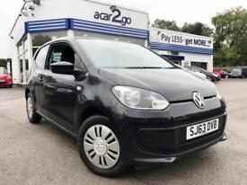 2013 Volkswagen UP MOVE UP Manual Hatchback