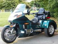 HONDA GOLDWING GL 1500 AMERICAN TRIWING TRIKE 34,000 MILES