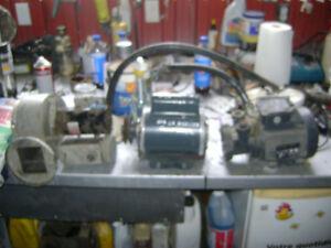 moteur electric 120 volt