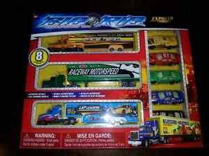 8 Piece toy set