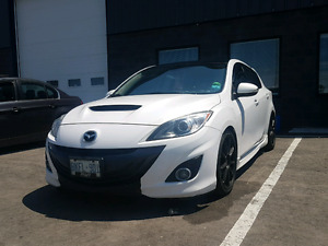 Trading my 2010 mazdaspeed3 for 600cc bike