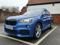 2016 BMW X1 sDrive 18d M Sport 5dr Step Auto ESTATE Diesel Automatic