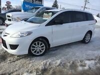 2010 Mazda 5 / SPORTY, ROOMY, GAS SAVER! FOR ONLY $11 995!