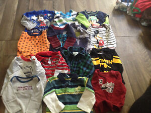 3-6 months boys lot with over 140 items Kitchener / Waterloo Kitchener Area image 3