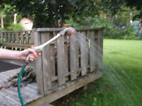 (2) Watering Hose Attachments