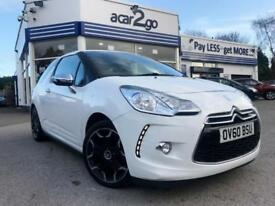 2010 Citroen DS3 HDI BLACK AND WHITE Manual Hatchback