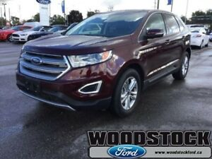 2017 Ford Edge SEL  SEL AWD, LEATHER, ROOF, NAVIGATION