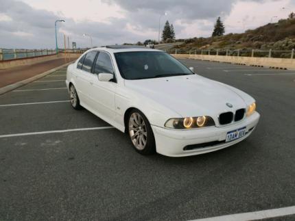 BMW 530I M SPORT Hillarys Joondalup Area Preview
