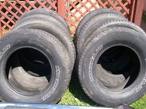 truck tires LT 275 /70R-18