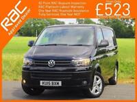 2015 Volkswagen Transporter 2.0 BiTDI Turbo Diesel 180 PS T32 Highline SWB 6 Spe