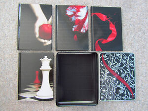 Twilight Series of Books, Eclipse Novella, And Journals In Tin Kitchener / Waterloo Kitchener Area image 3