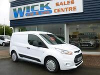 2014 Ford TRANSIT CONNECT 200 TREND P/V TDCI Van *LOW MILES* Manual Small Van