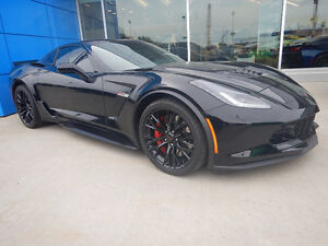 2017  Corvette Z06 3LZ Coupe -650 HP (2 door)