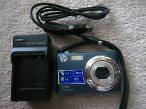 HP PW460T 12.1MP Camera - touch screen