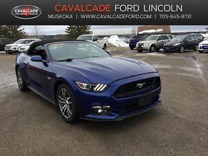 2016 Ford Mustang Convertible GT Premium