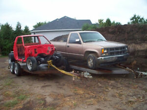 Parting out S-10 trucks 1984 to 2002 Pickers PIG PEN519-738-0166