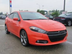 2015 Dodge Dart GT  w/ LEATHER, GPS, SUNROOF