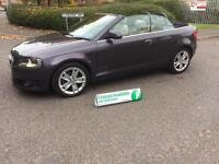 2008 Audi A3 Cabriolet 2.0 TDI Sport S Tronic 2dr
